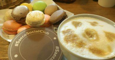 Saeco Social Club разкри тайните на перфектните кафе напитки