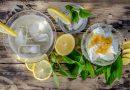 Сироп от лимони, маточина и джинджифил