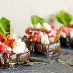 Парти хапки с патладжан за начинаещи готвачи