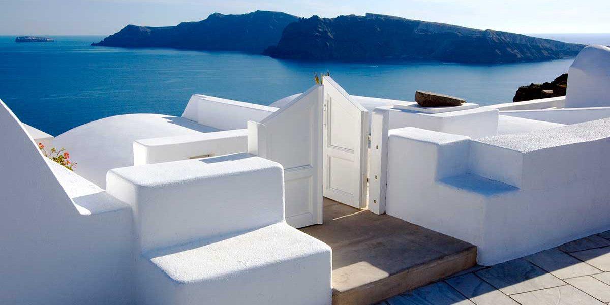 Санторини – мечтаният гръцки остров