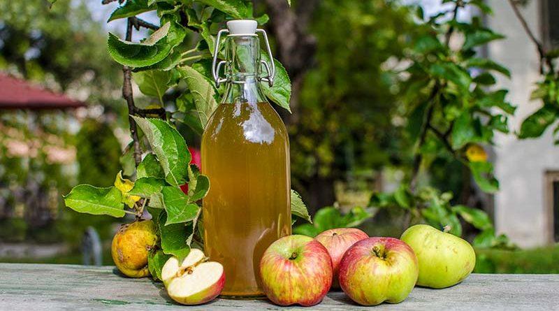 Ябълков оцет по домашнна рецепта