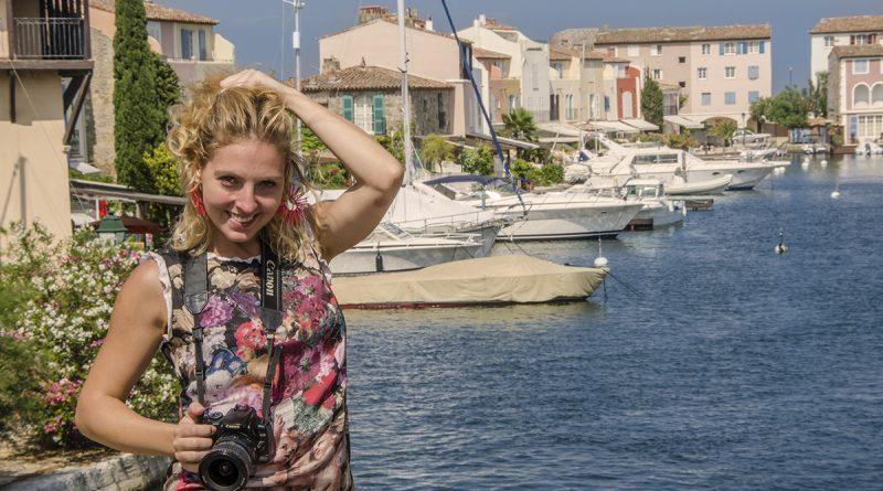 Порт Гримо - провансалската Венеция