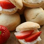 Scones – English buns for tea party
