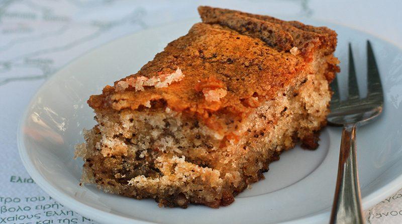 орехова торта