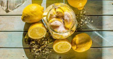 Консервирани лимони