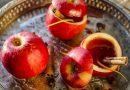 Греяно вино със сайдер от ябълки и подправки