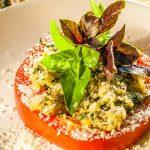 Трицветно капрезе – бърза лятна салата