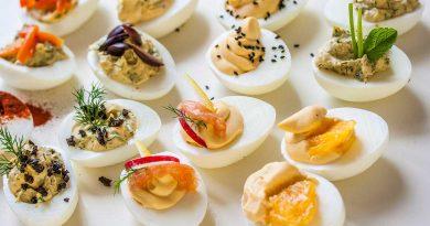 Кошнички от яйца