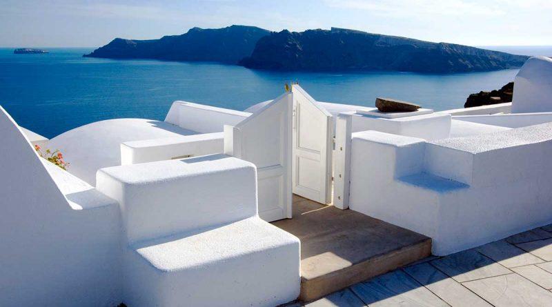 Санторини остров мечта