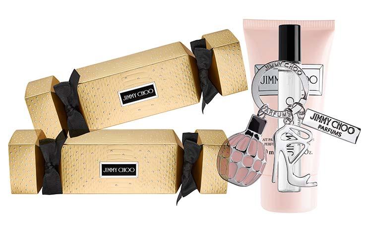 Празнични козметични подаръци Jimmy Choo