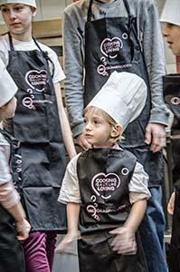 Работилница за деца в HRC кулинарна академия