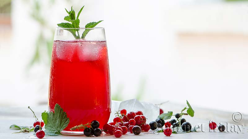 Image result for blackcurrant cocktail