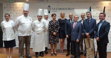 Le Cordon Bleu и Electrolux с дългосрочно партньорство