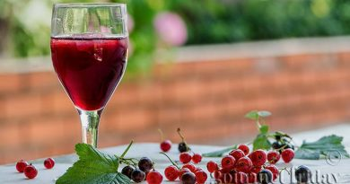 blackcurrant liqueur