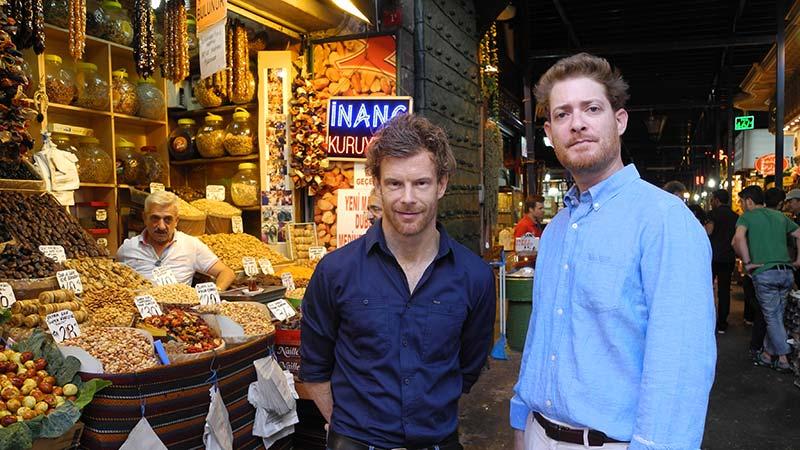 24KITCHEN през септември Вкусът на Истанбул с Том (Tom's Istanbul Delights)