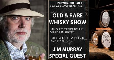 Old & Rare Whisky Show в Пловдив
