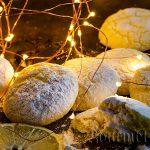 Лимонови бисквити с дъх на цитрус и ванилия