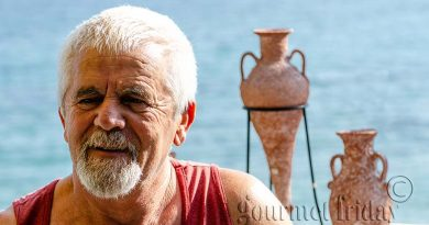 Kostis ceramics – a tradition from the island of Thassos
