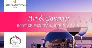 Art & Gourmet Easter Festival Spring 2019
