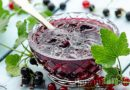 Currant jam with redcurrant & blackcurrant