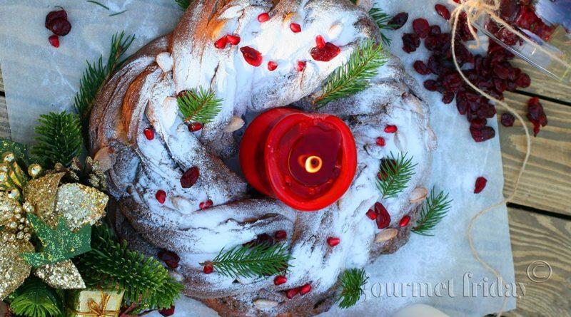 Коледен сладкиш