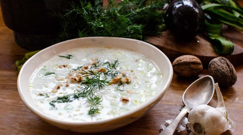 Таратор – традиционна българска студена супа