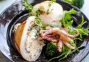 Stuffed squid with ricotta