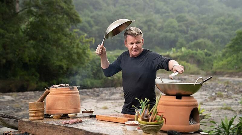 """Втори сезон на """"Гордън Рамзи: кулинарният изследовател"""""""