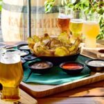Бира и храна в Пивоварница Каменица