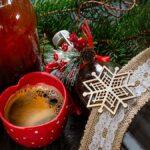 Коледен захарен сироп