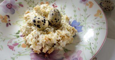 Кокосови гнезда